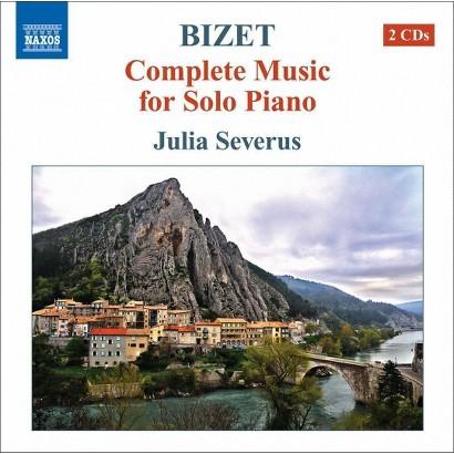 Bizet: Complete Music for Solo Piano