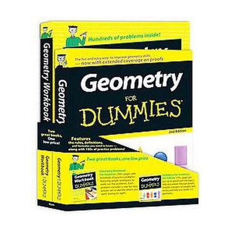 Geometry For Dummies (Paperback)