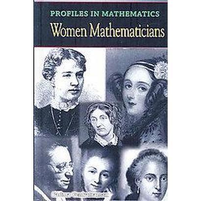 Women Mathemeticians (Hardcover)