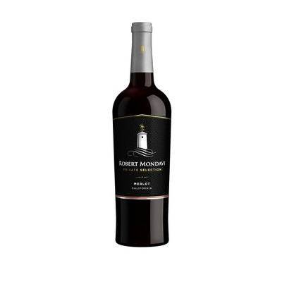 R Mondavi Private Select Merlot 750ML