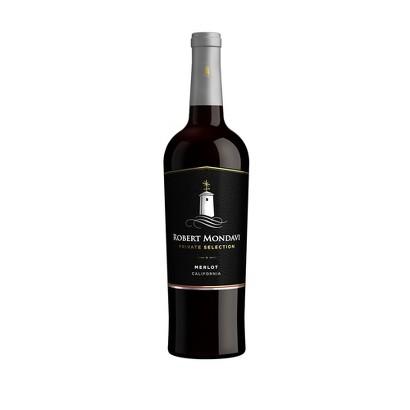 Robert Mondavi Private Selection Merlot Wine 750 ml