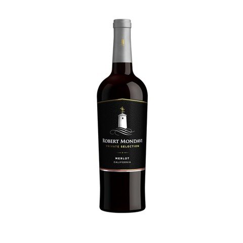 Robert Mondavi Private Selection Merlot Wine 750 ml