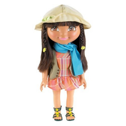 Dora the Explorer Dress Up Collection Beach Adventure Fashion