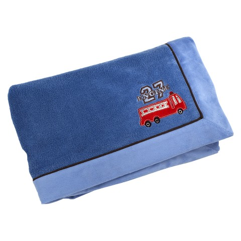 Nojo Engine 27 Applique blanket