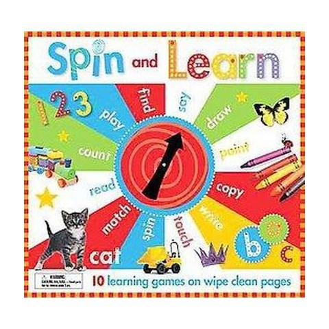 Spin and Learn (Hardcover)