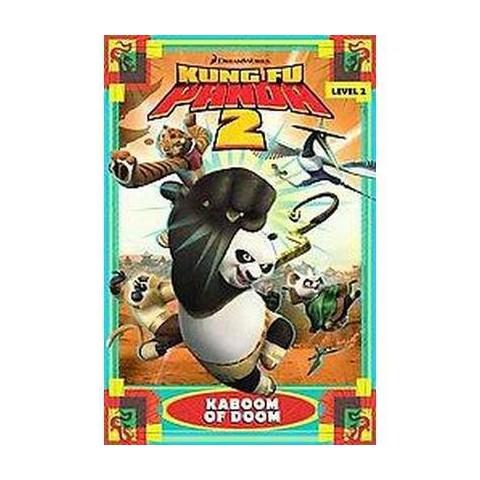 Kung Fu Panda 2: Kaboom of Doom (Paperback)