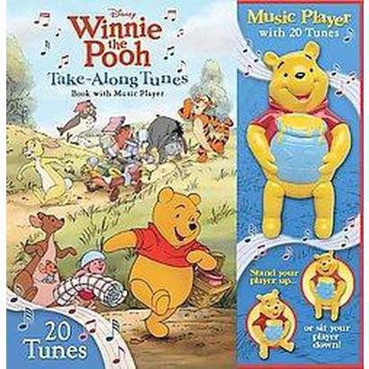 Winnie the Pooh Take-Along Tunes (Hardcover)