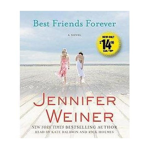 Best Friends Forever (Abridged) (Compact Disc)