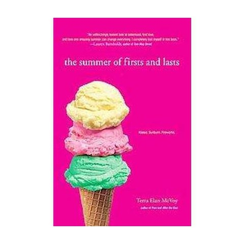 The Summer of Firsts and Lasts (Hardcover)