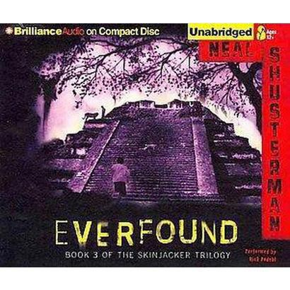 Everfound (Unabridged) (Compact Disc)