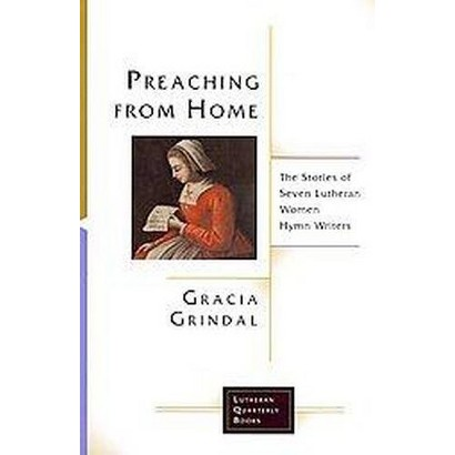 Preaching from Home (Paperback)