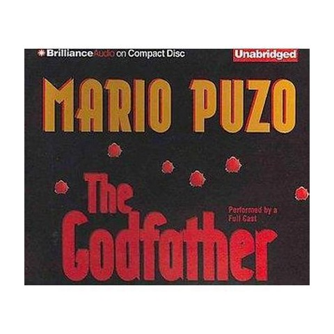The Godfather (Unabridged) (Compact Disc)