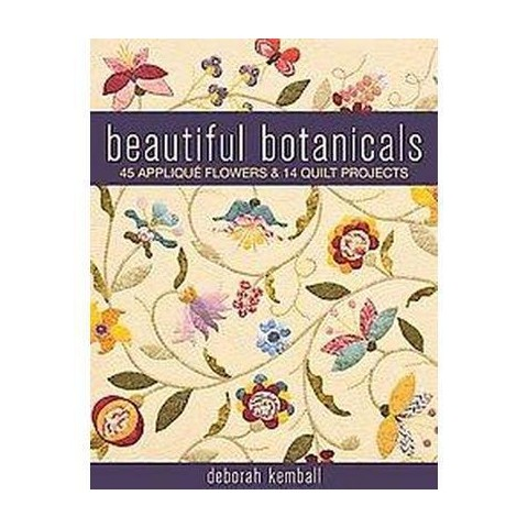 Beautiful Botanicals (Paperback)