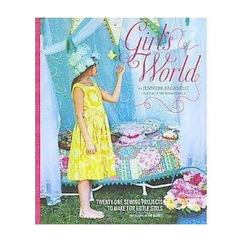Girl's World (Hardcover)