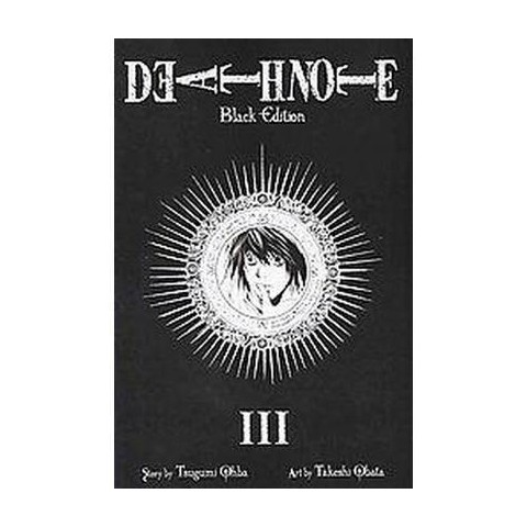 Death Note Black Edition 3 (Paperback)