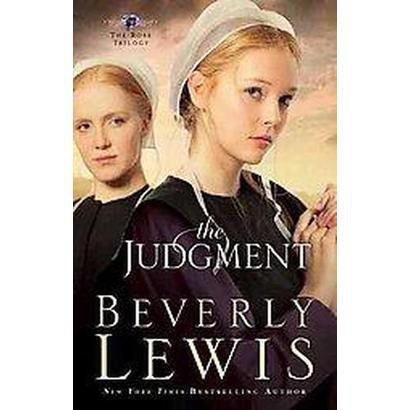The Judgment (Large Print) (Hardcover)
