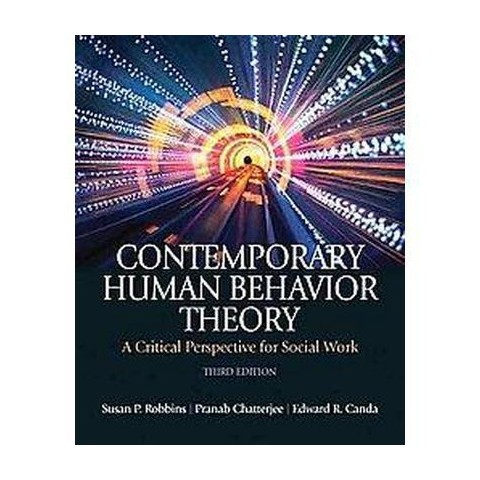 Contemporary Human Behavior Theory (Paperback)