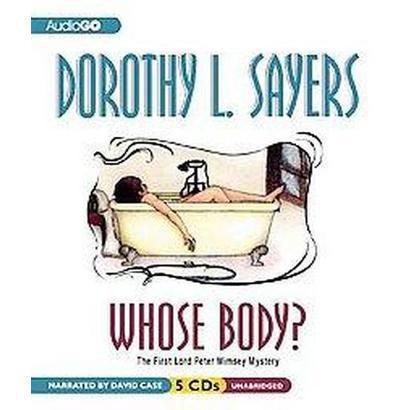 Whose Body (Unabridged) (Compact Disc)