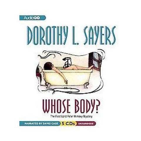 Whose Body (Unabridged) (Compact Disc)