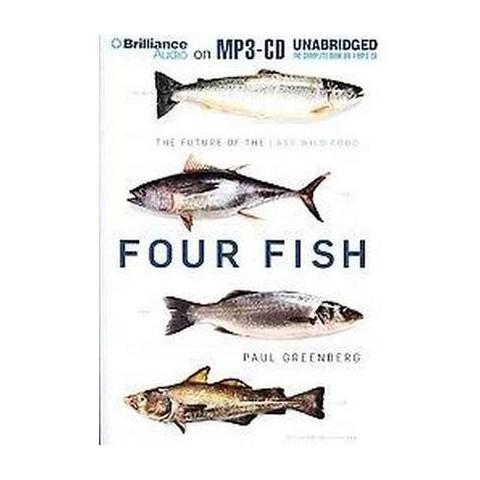 Four Fish (Unabridged) (Compact Disc)