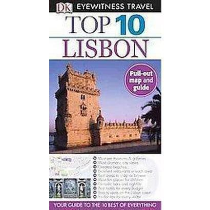 Dk Eyewitness Travel Top 10 Lisbon (Revised / Reprint) (Mixed media product)