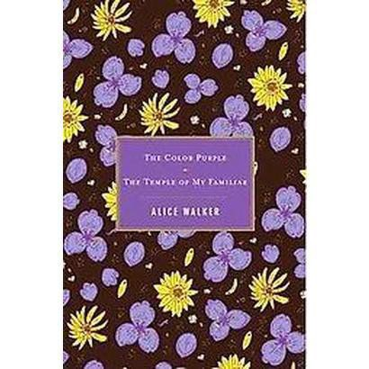The Color Purple / the Temple of My Familiar (Hardcover)