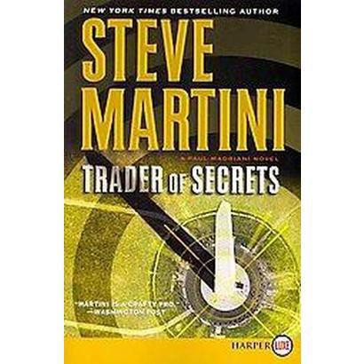 Trader of Secrets (Larger Print) (Paperback)