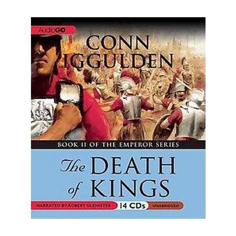 The Death of Kings (Unabridged) (Compact Disc)