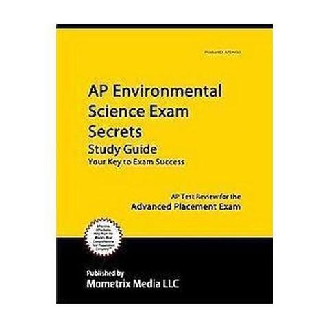 Ap Environmental Science Exam Secrets Study Guide (Paperback)
