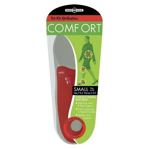 New Style Tri Fit Orthotics Comfort Insole - Small
