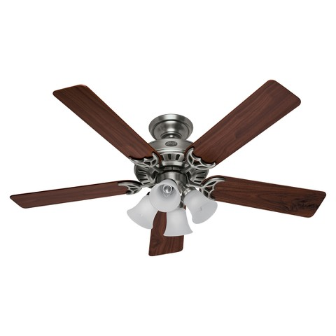 "Hunter Fan Studio Series Ceiling Fan 52"" Tar"