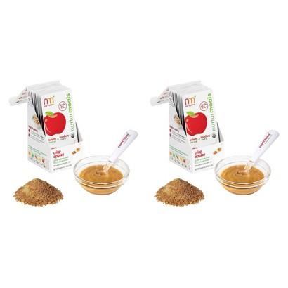 Nurturme Crisp Apples Baby Food Packets - 2 Boxes of 8