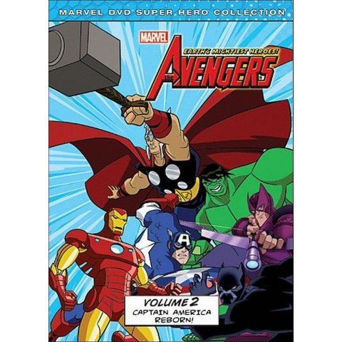 The Avengers: Earth's Mightiest Heroes, Vol. 2 (Widescreen)