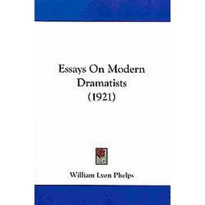 Essays on Modern Dramatists (Paperback)