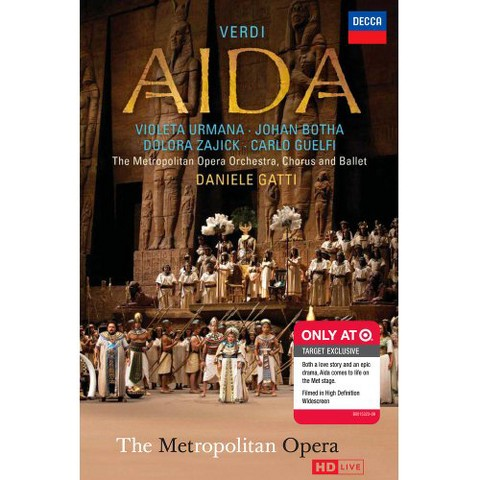 Aida (DVD) - Only at Target