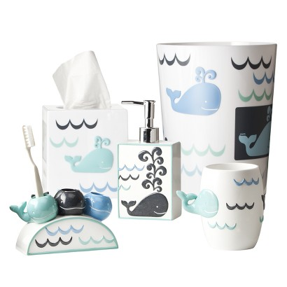Whale Watch Bath Collection Target