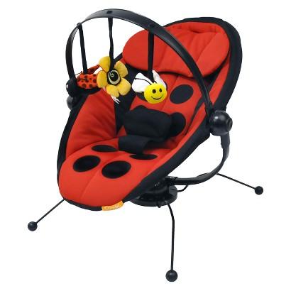 Combi Pod Bouncer - Ladybug