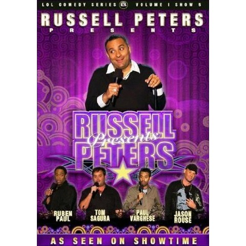 Russell Peters Presents (Widescreen)