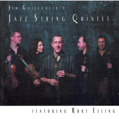 Jim Gailloreto's Jazz String Quintet