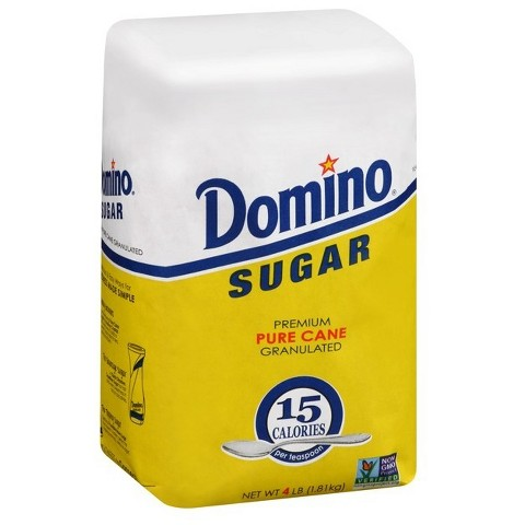Domino Premium Pure Cane Granulated Sugar 5 lb