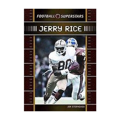 Jerry Rice (Hardcover)