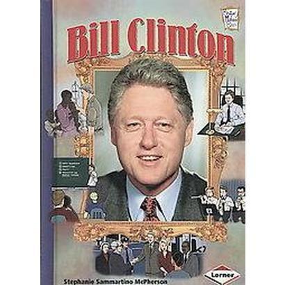 Bill Clinton (Hardcover)