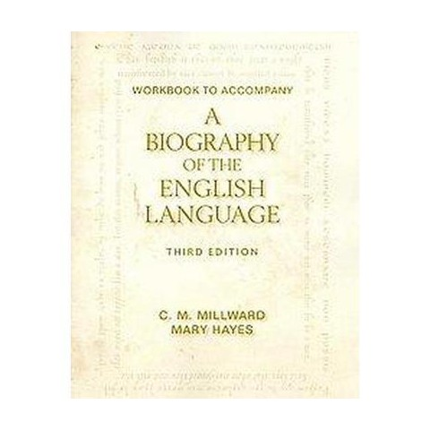 A Biography of the English Language (Workbook) (Paperback)