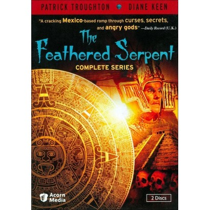 The Feathered Serpent: The Complete Series (2 Discs)