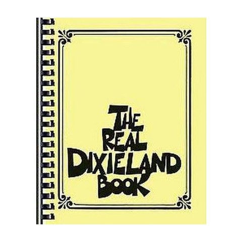 The Real Dixieland Book (Paperback)