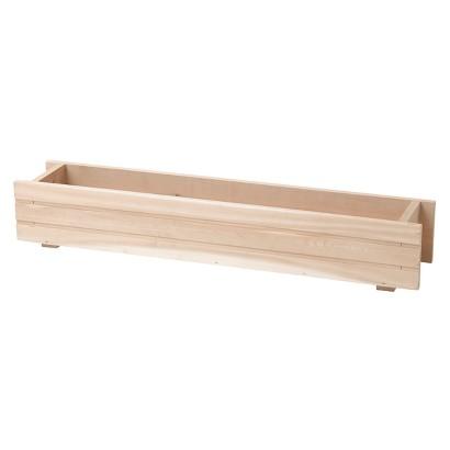 "Basic Window Box Planter - Cedar (36"")"