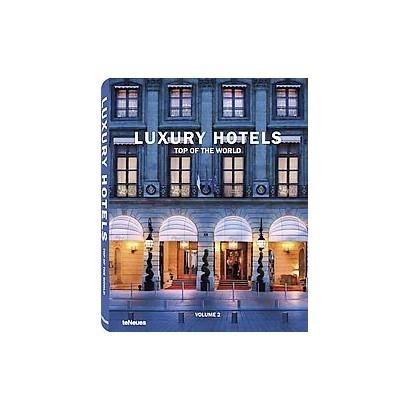 Luxury Hotels (Multilingual) (Hardcover)