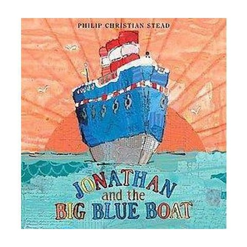 Jonathan and the Big Blue Boat (Hardcover)