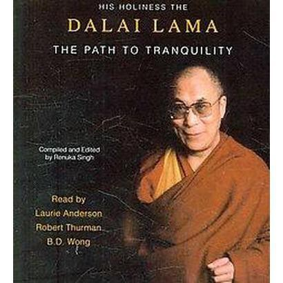 The Path to Tranquility (Abridged) (Compact Disc)