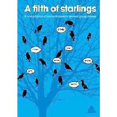 A Filth of Starlings (Reprint) (Paperback)